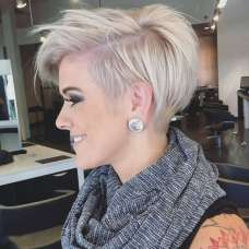 Short Haircut 2017 - 5