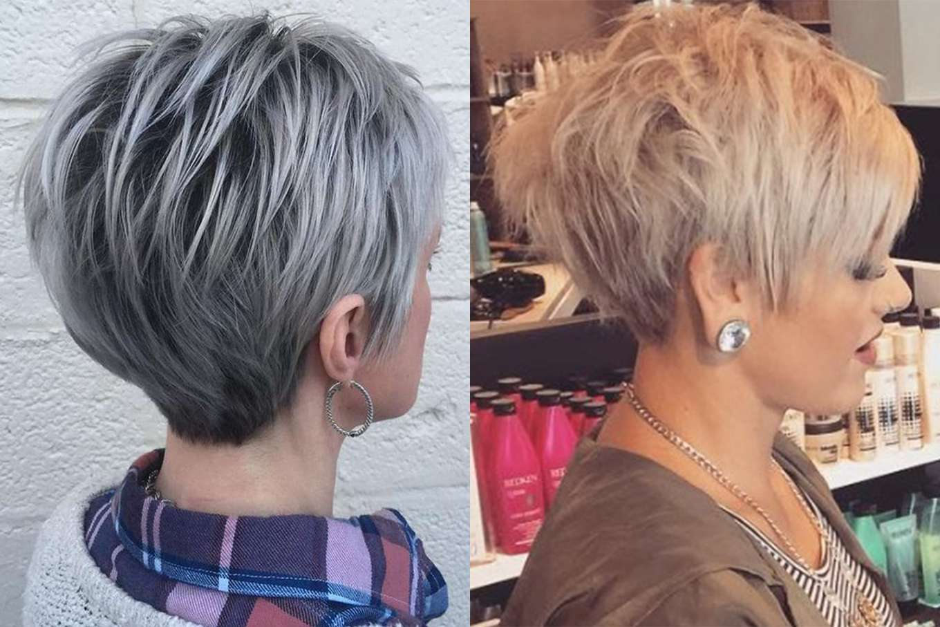 Short Haircut 2017 Fashion And Women