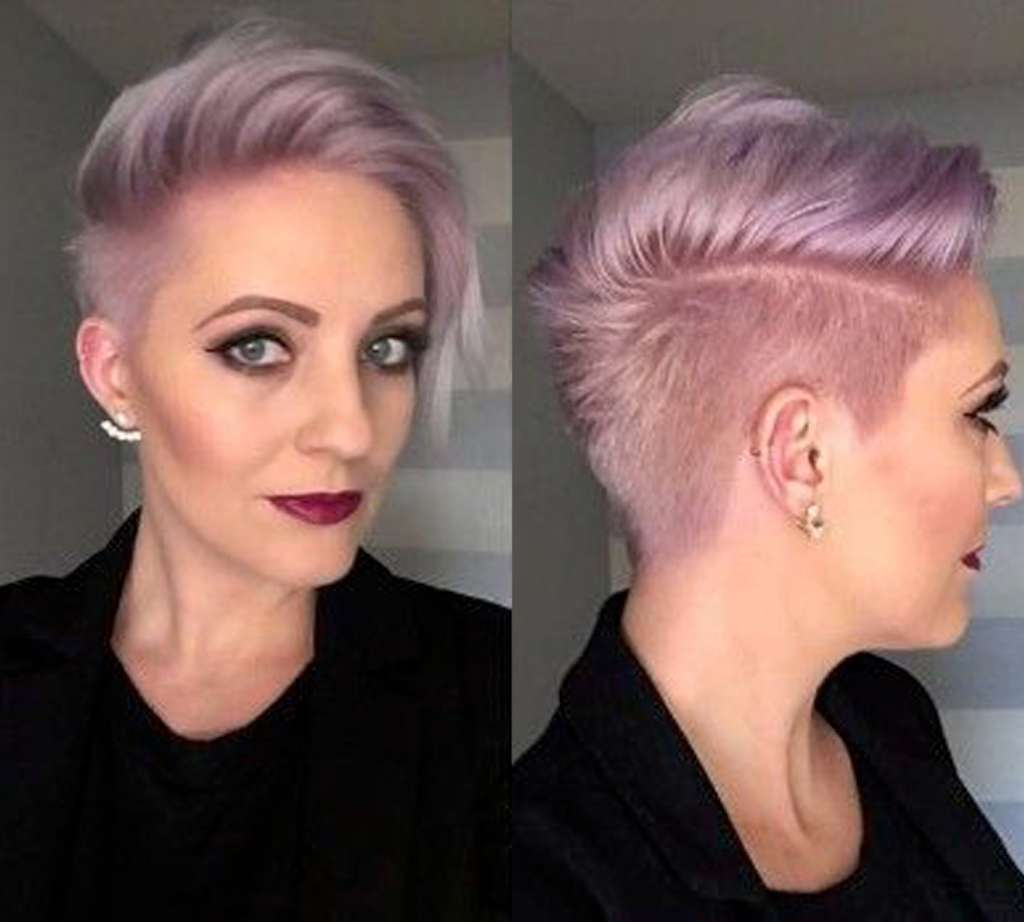 Short hairstyles trendy short hairstyles for women - Short Hairstyles 2017 Images 6