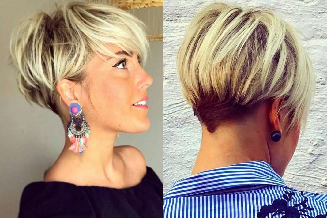 Pictures Of Medium Hairstyles For 2017 : Short hairstyles for fashion and women