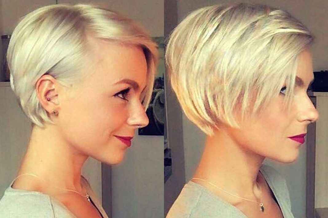 Z Cut Hairstyle: Short Hairstyles Womens 2017