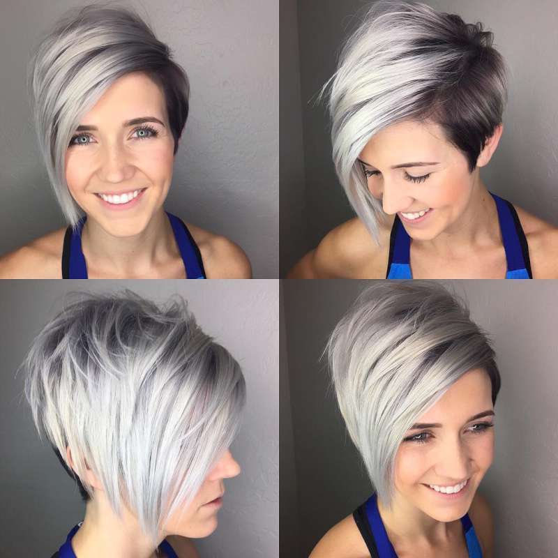 2017 Short Haircuts 5 Fashion And Women