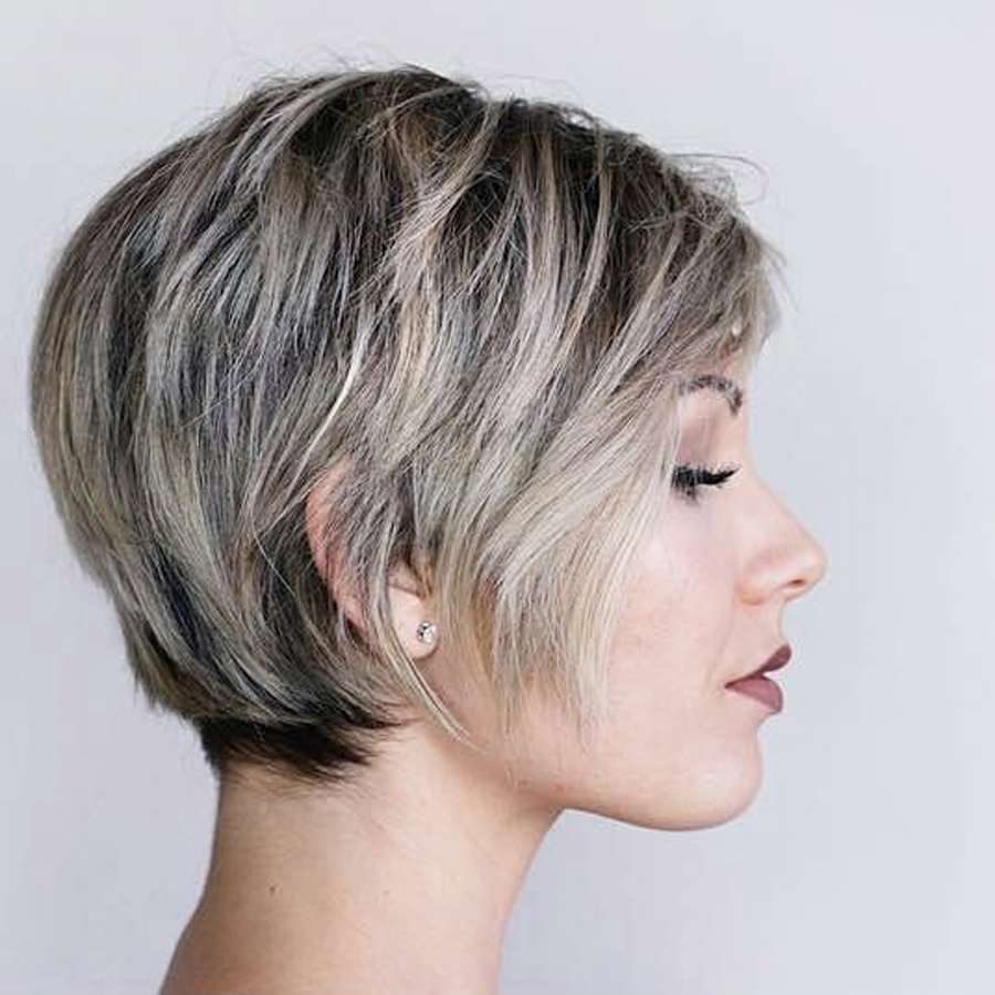 Chloe Brown Short Hairstyles - 1
