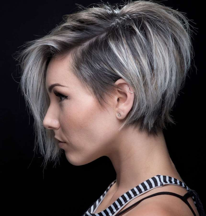 Chloe Brown Short Hairstyles - 5