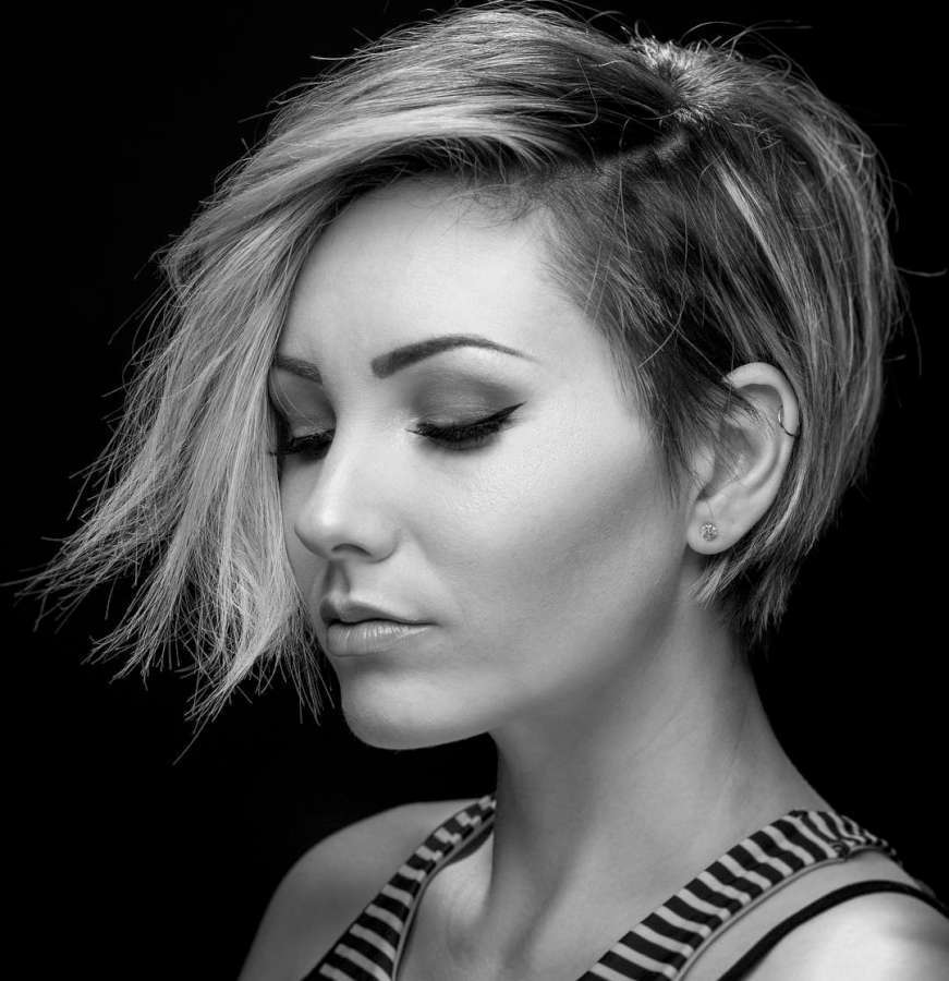 Chloe Brown Short Hairstyles - 6