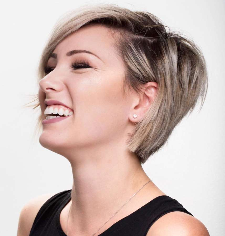 Chloe Brown Short Hairstyles - 8