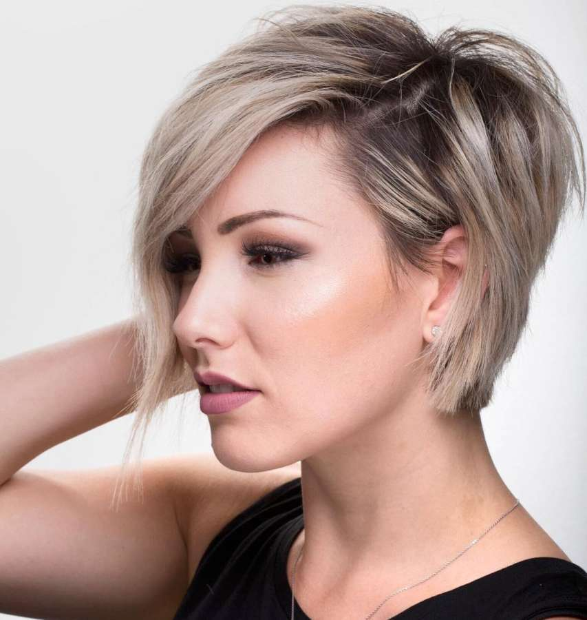 Chloe Brown Short Hairstyles - 9