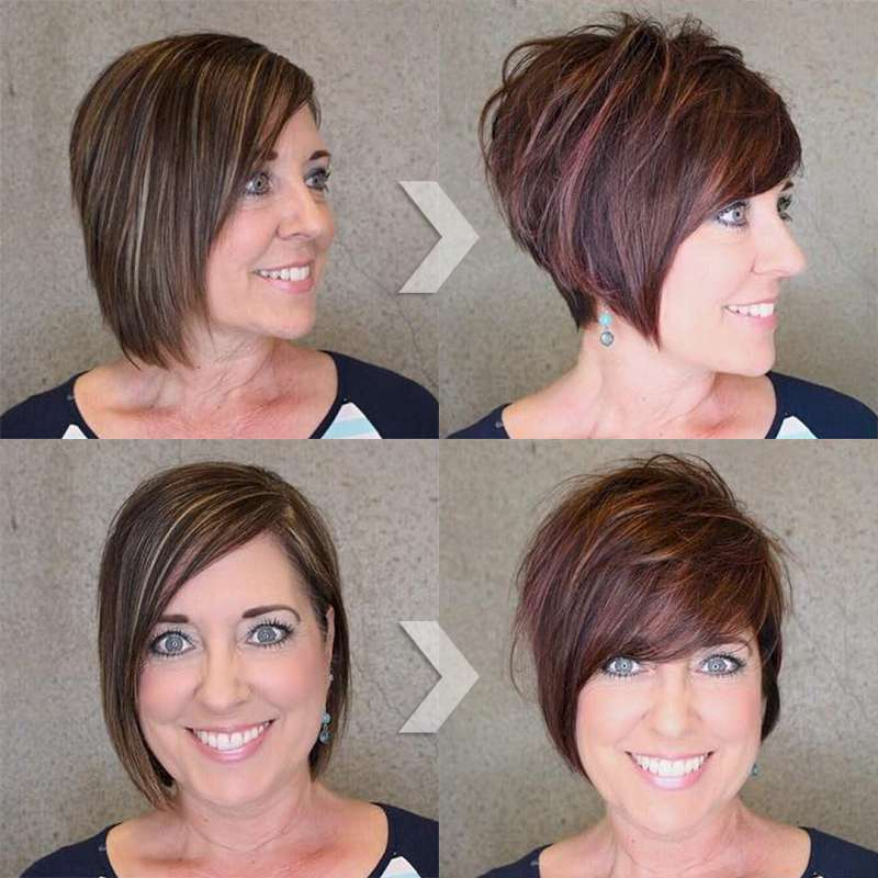 Short Hairstyles Images 2017 - 7