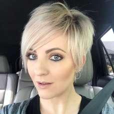Short Hairstyles Natural Hair - 9