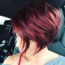 Bonnie Angus Short Hairstyles - 3