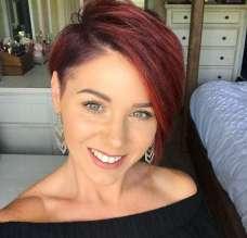 Bonnie Angus Short Hairstyles - 8