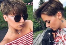 Jess Perry Short Hairstyles