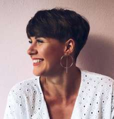 Jess Perry Short Hairstyles - 5