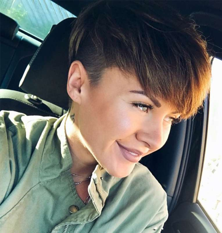 Jess Perry Short Hairstyles - 8