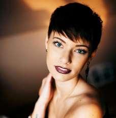 Nina Daling Short Hairstyles - 1