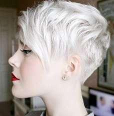 Sarah Short Hairstyles - 3