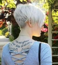 Sarah Short Hairstyles - 6