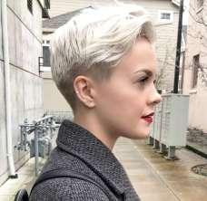 Sarah Short Hairstyles - 9