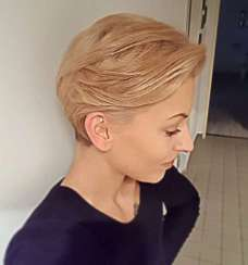 Bianca Albert Short Hairstyles - 9