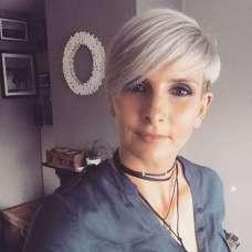 Edyta Hernas Short Hairstyles - 1