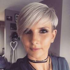 Edyta Hernas Short Hairstyles - 2