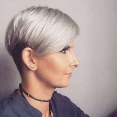 Edyta Hernas Short Hairstyles - 3
