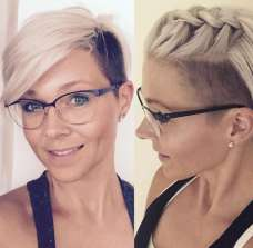 Fanny Roly Short Hairstyles - 3