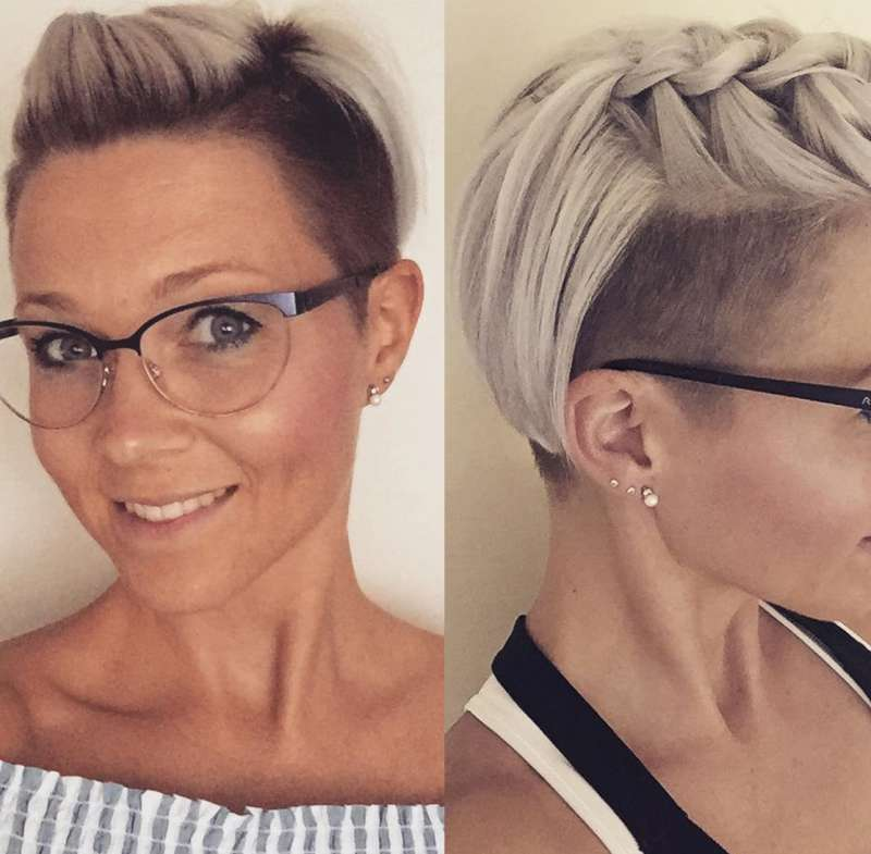 Fanny Roly Short Hairstyles - 9