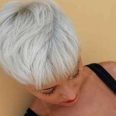 Fernanda Lobeu Short Hairstyles - 5