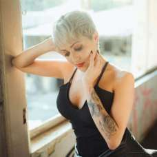 Fernanda Lobeu Short Hairstyles - 8