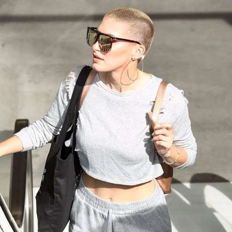 Happy Delphy Short Hairstyles - 6