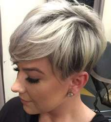 Katie Sanchez Short Hairstyles - 8