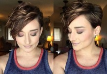 Kaycie Harrison Short Hairstyles
