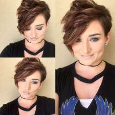 Kaycie Harrison Short Hairstyles - 7
