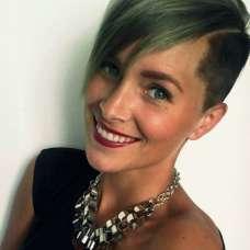 Klara Kovandova Short Hairstyles - 2