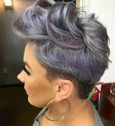 Lena Taryanik Short Hairstyles - 3