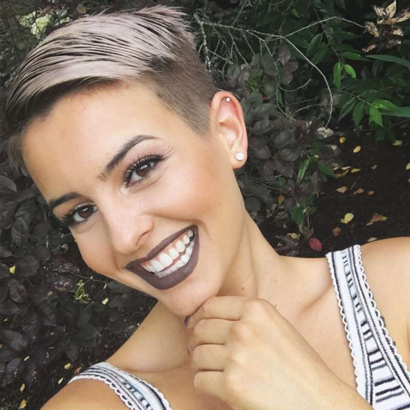 Lisa Cimorelli Short Hairstyles - 4