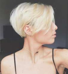 Mo Gibson Short Hairstyles - 3