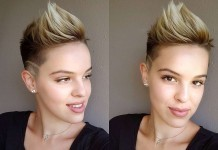 Noka Zujo Short Hairstyles