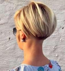 Lavieduneblondie Short Hairstyles - 8