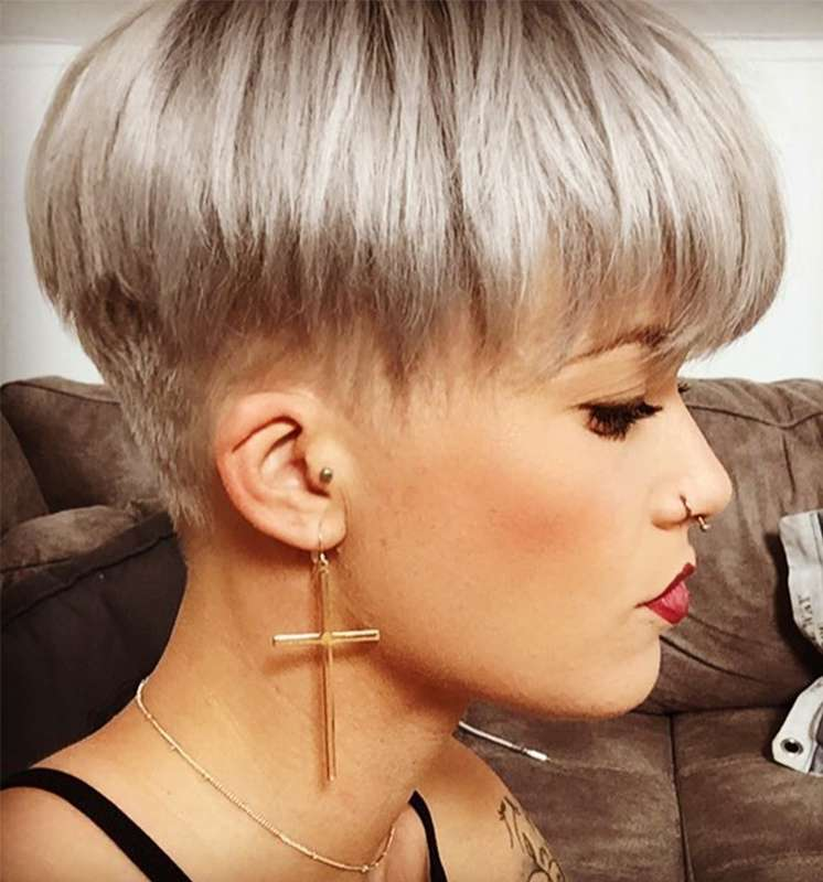 Mandy Kay Bart Short Hairstyles - 10