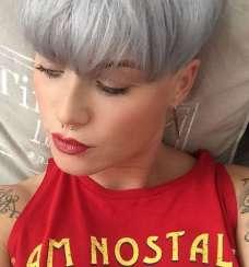 Mandy Kay Bart Short Hairstyles - 8