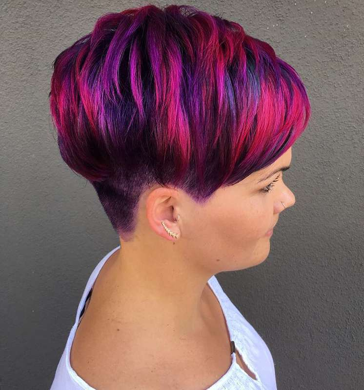 Sali Rasa Short Hairstyles - 9
