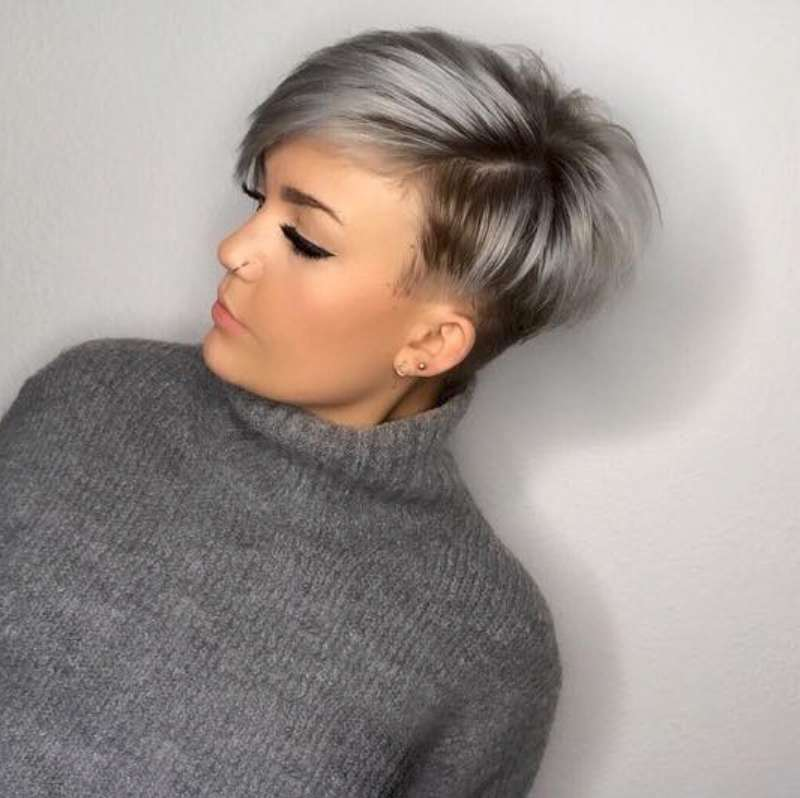 Short Hairstyle 2018 119 Fashion And Women