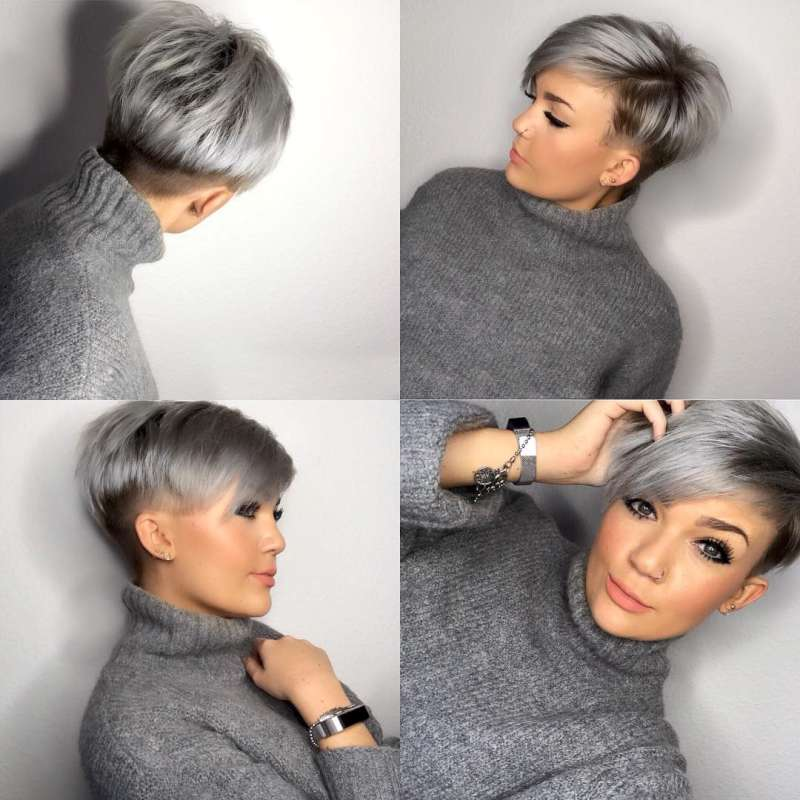 Short Hairstyle 2018 – 122 | Fashion and Women