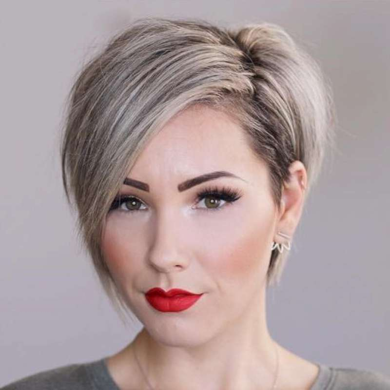 Short Hairstyle 2018 141 Fashion And Women