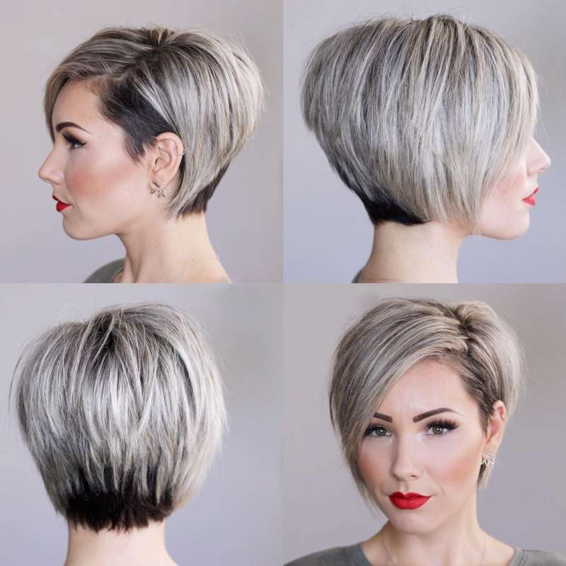 Short Hairstyle 2018 – 142 | Fashion and Women