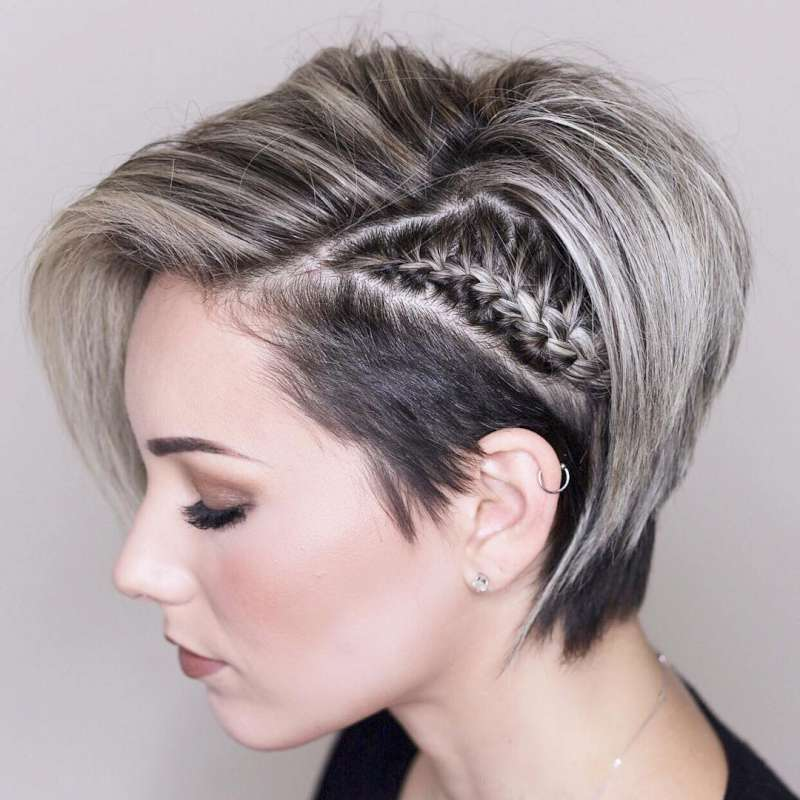 Short Hairstyle 2018 - 145 | Fashion and Women