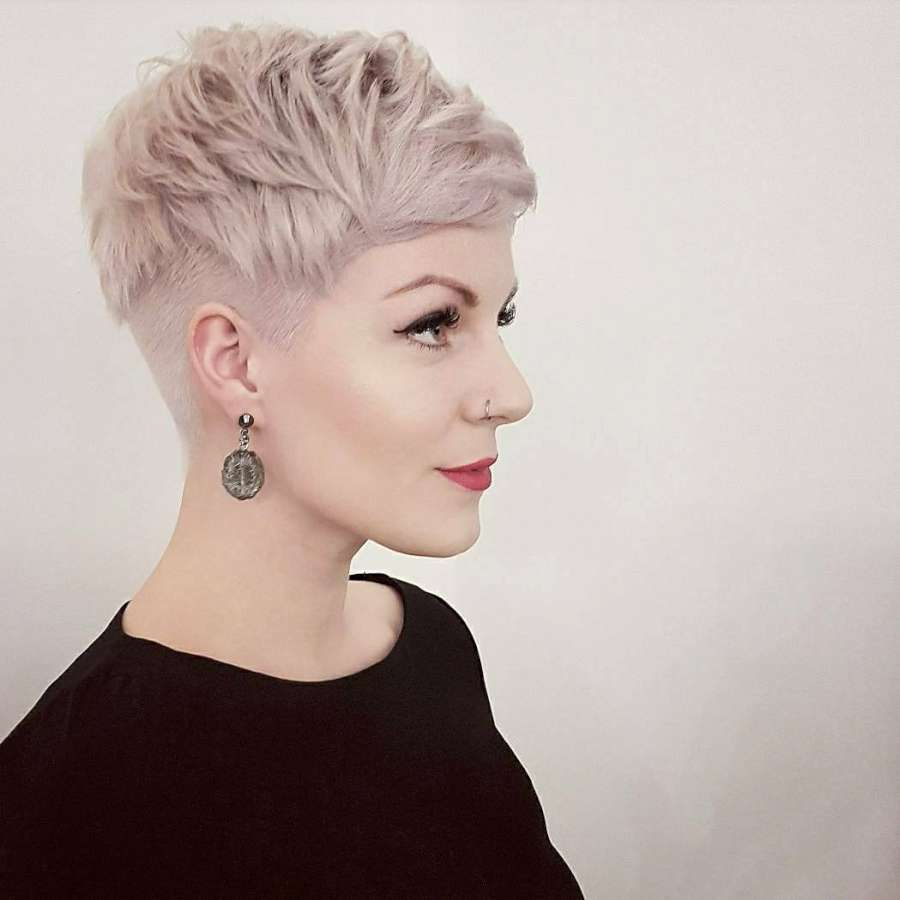 Short Hairstyle 2018 148 Fashion And Women