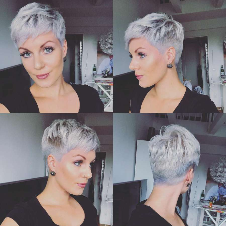 Short Hairstyles 2017 2018: Short Hairstyle 2018 €� 155